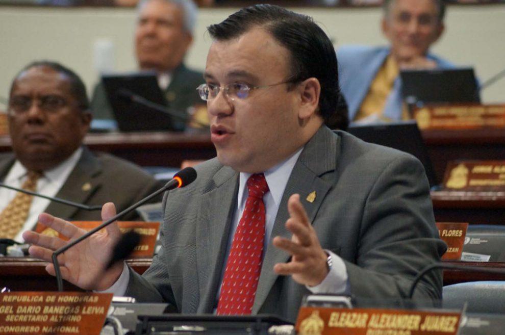 Banegas: «Me gustaría que se aprobaran las reglas electorales y pasar a la agenda ciudadana»