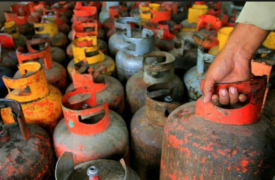A partir de Hoy chimbo de Gas LPG doméstico aumenta mas de 2 lempiras