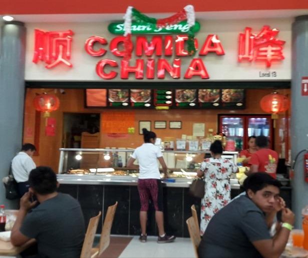 Retención de mercaderías golpeará restaurantes chinos en el país