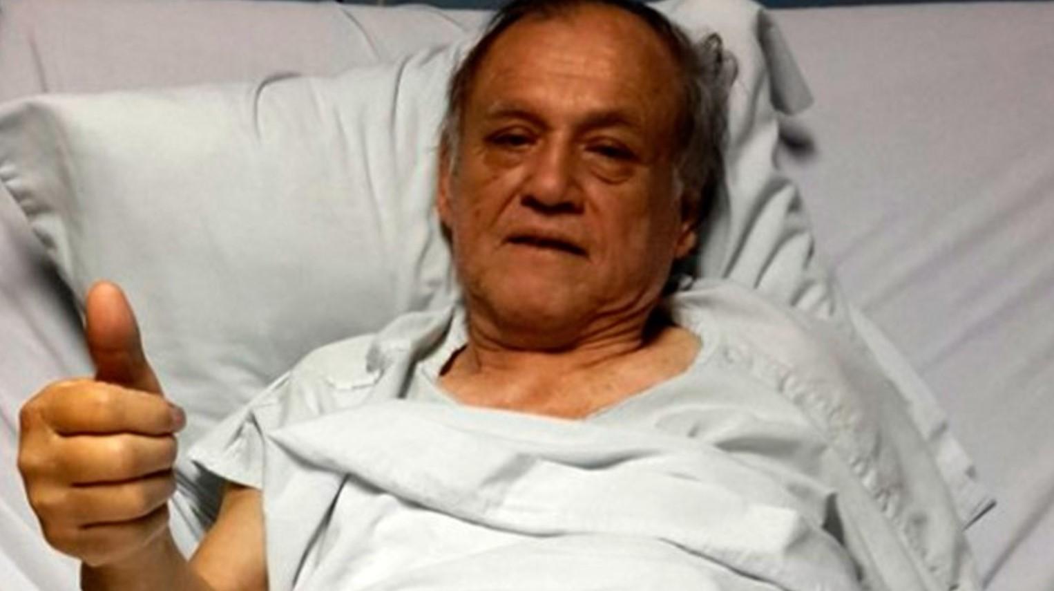 Chelato Uclés: El técnico nacional sale del estado de coma