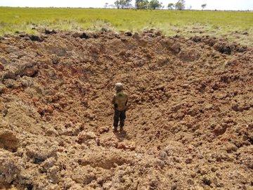 Inhabilitan otra supuesta narco pista en La Mosquia