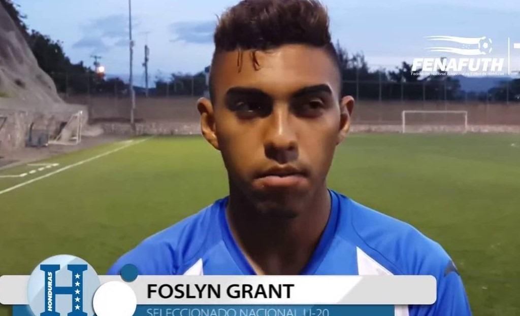 Foslyn Grant vestirá la camisa del Real Sociedad de Tocoa
