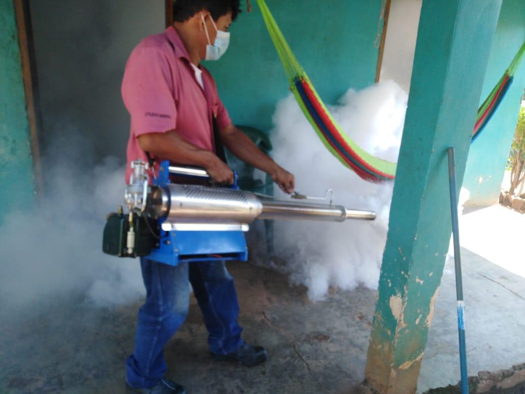 Autoridades de salud arrecian acciones contra el Dengue en el D.C