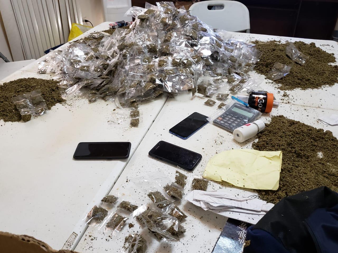Tegucigalpa: Descubren supuesto narcolaboratorio en colonia San Ignacio