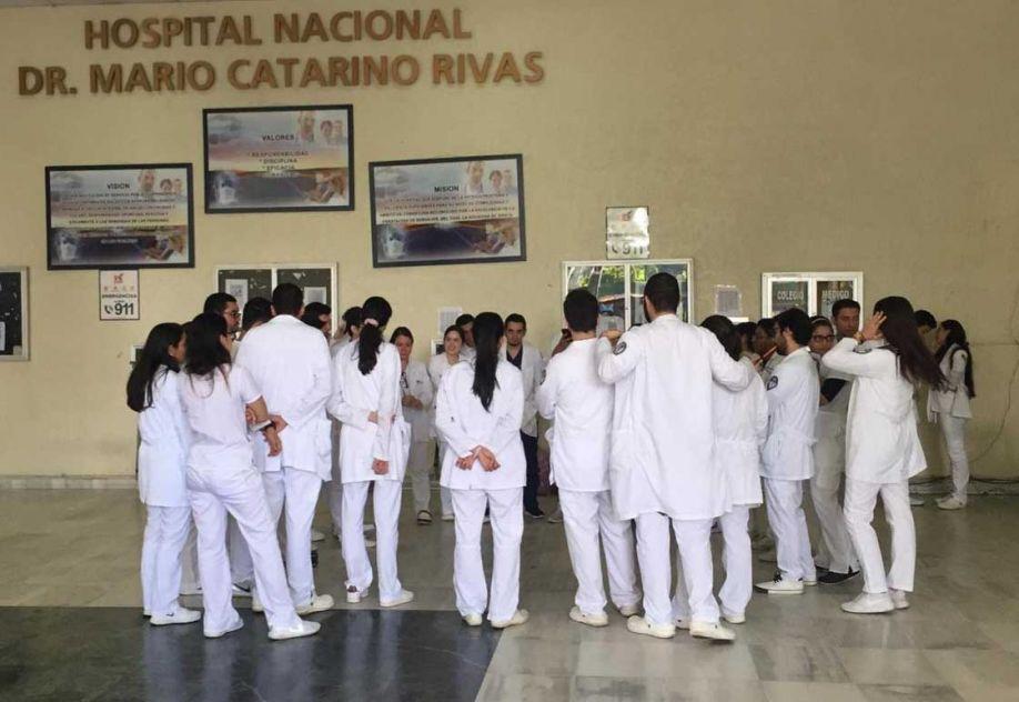 Mario Catarino Rivas: Tercer día consecutivo de asambleas informativas