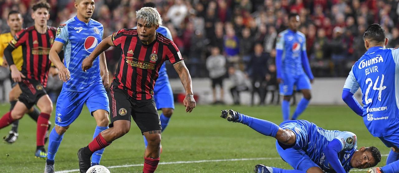 Motagua se queda en octavos en la Liga de Campeones de Concacaf