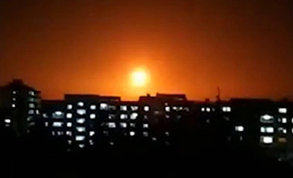 Rusia acusa a Israel de poner en peligro un avión civil en sus ataques en Siria