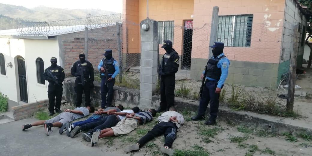 Ciudad España: Supuestos pandilleros de la 18 mantienen en zozobra a pobladores