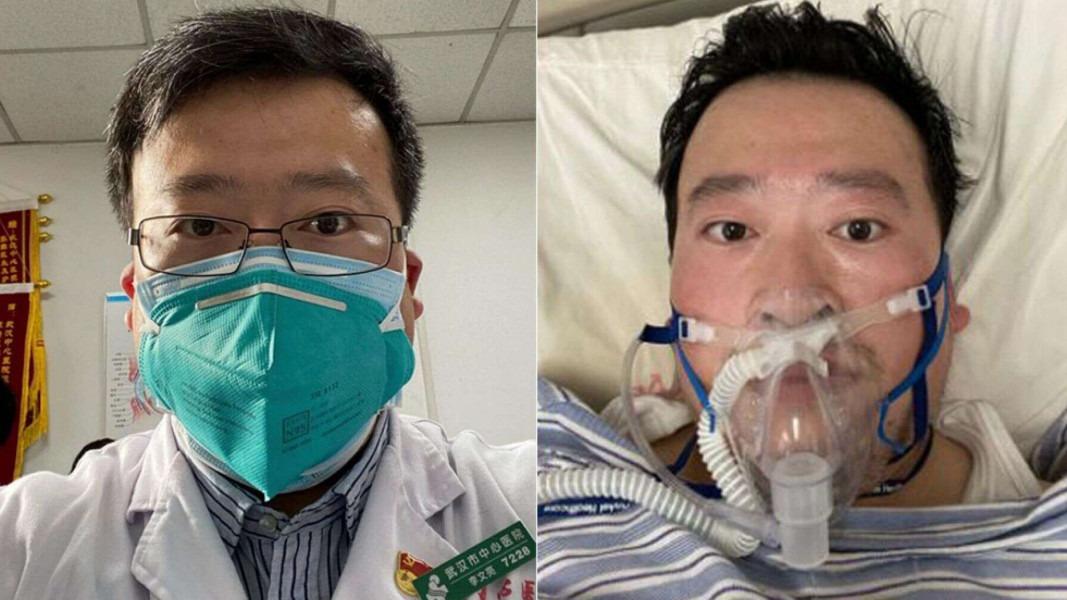 Desmienten muerte de médico que trató de alertar del nuevo coronavirus en China