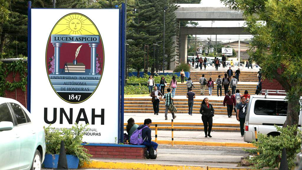 UNAH: Comicios electorales se llevarán a cabo el próximo 22 de abril