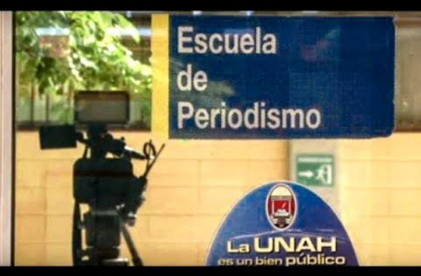 La Escuela de Periodismo de la UNAH  festeja  50 años de fundación