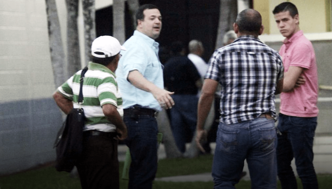 Yankel Rosenthal arriba a Honduras, tras cumplir condena en EEEUU