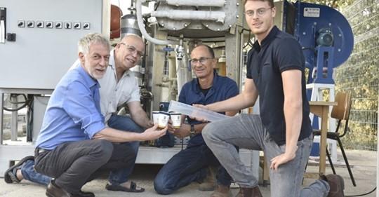 Israel desarrolla tecnología que produce agua a partir del aire, incluso en el desierto
