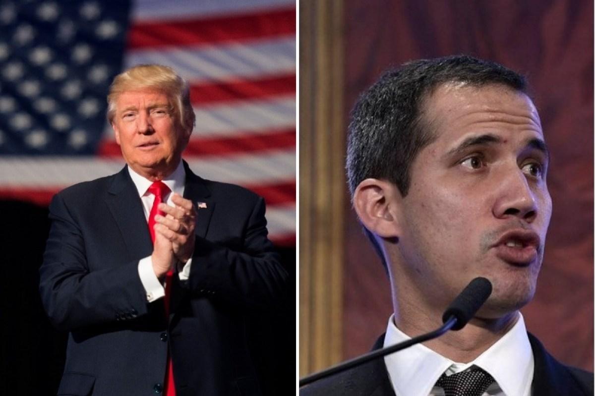 Trump recibirá al presidente interino de Venezuela, Juan Guaidó, en la Casa Blanca