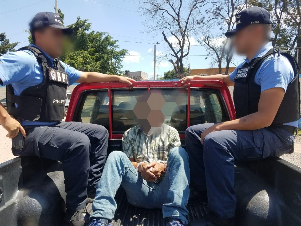 Capturan a Depravado sexual, acusado de violar y embarazar a su nieta de 14 años