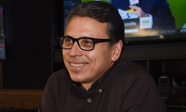 """Carlos Aguilar: """"Para colaborar solo hay que quedarse en casa"""""""