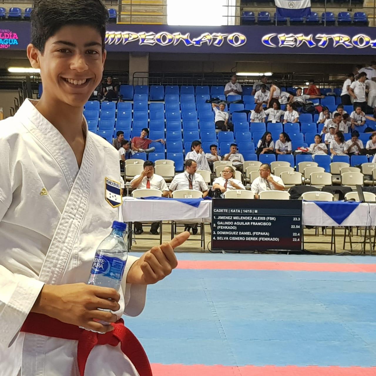 Francisco Galindo: Mi mayor aspiración es ser un atleta reconocido a nivel mundial