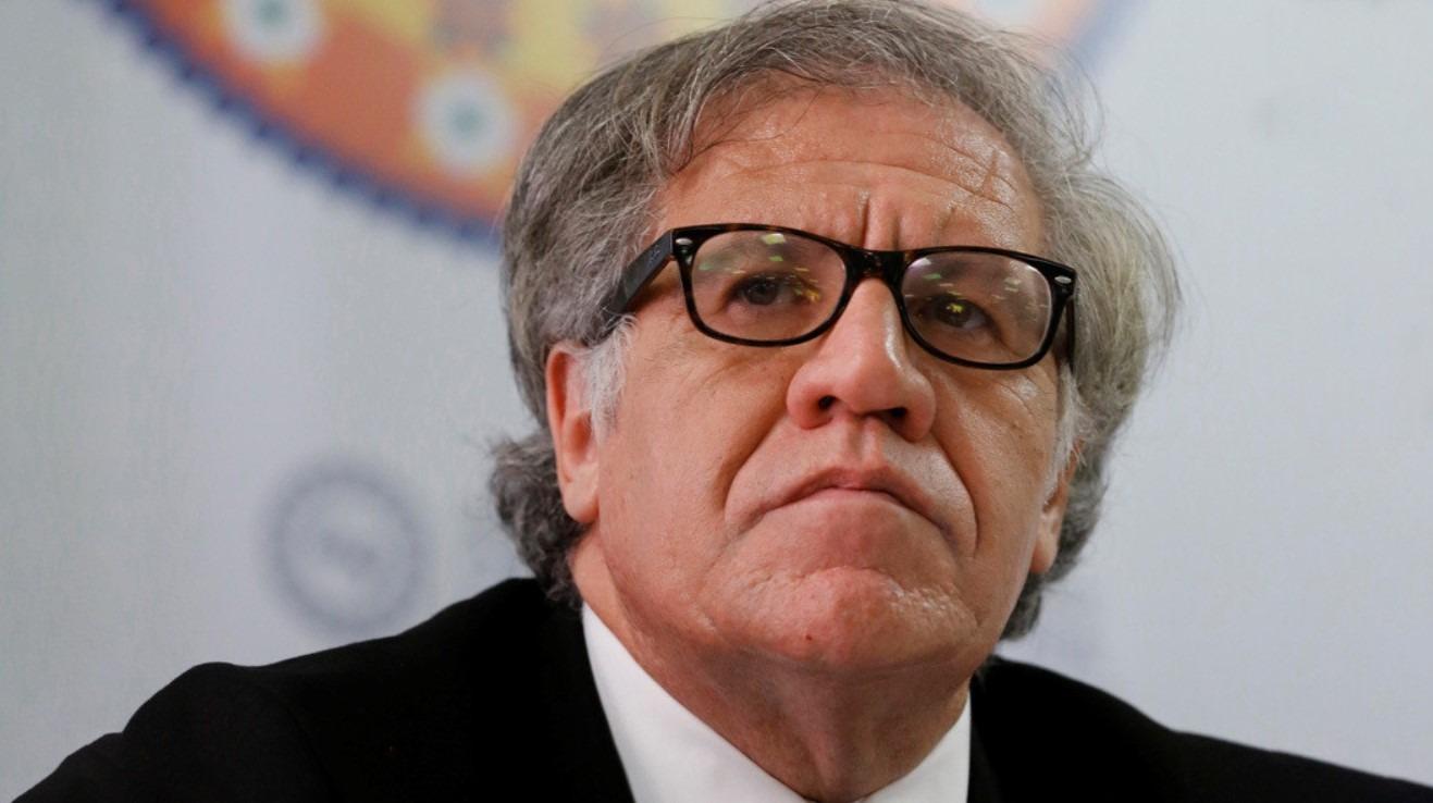 Luis Almagro reelecto secretario general de la OEA