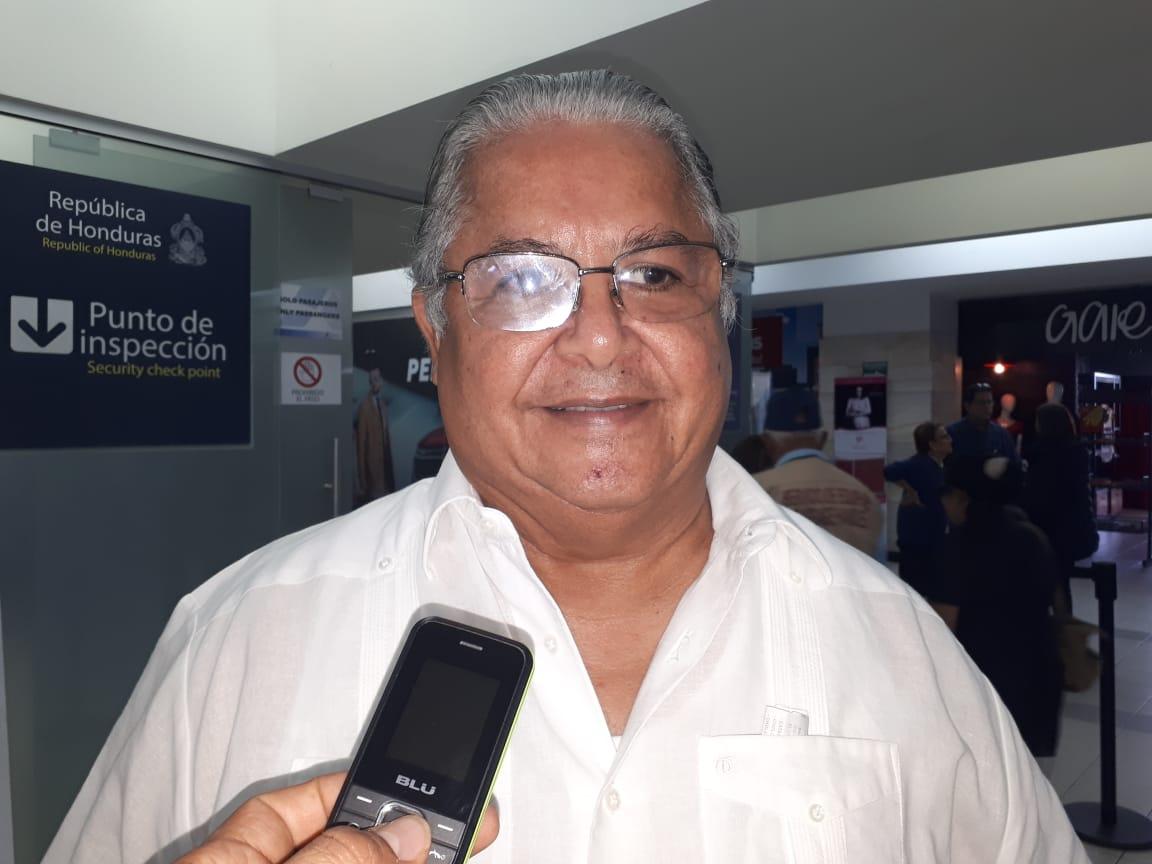 Mario Tomas Barahona: «No se descarta la formación de un partido político»