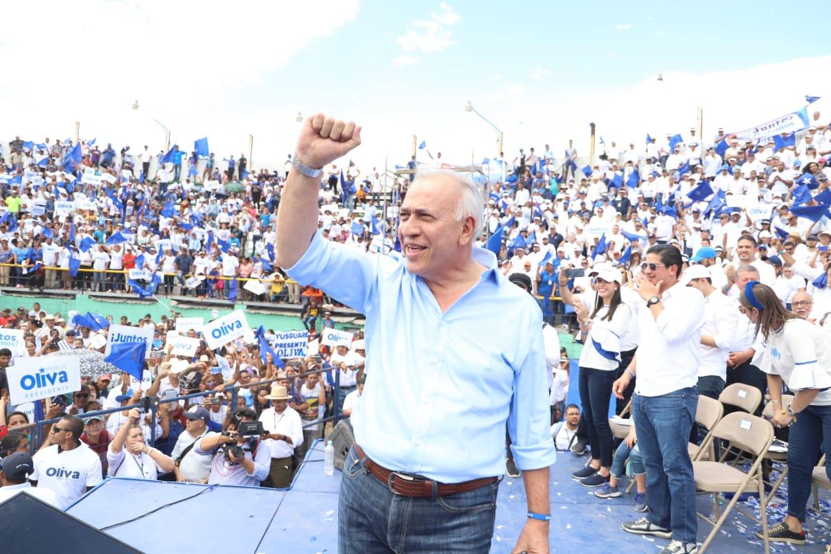 Ex diputada nacionalista afirma que buscará la cuarta victoria del PN con Mauricio Oliva
