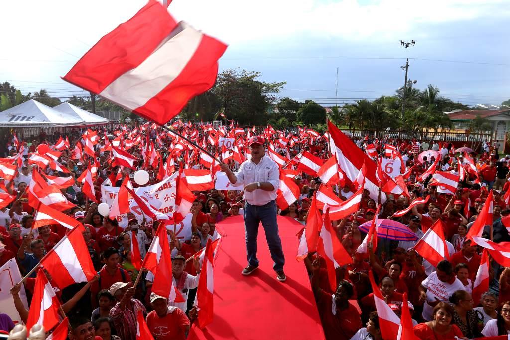 Arístides Mejía: «El fracaso del país se debe a la división del Partido Liberal»