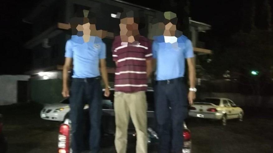 El Progreso: Detiene a presunto miembro de estructura criminal MS 13