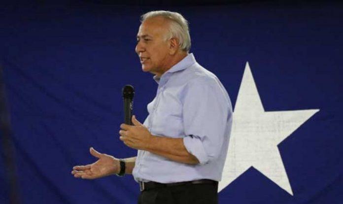 Mauricio Oliva oficializará su precandidatura en Choluteca