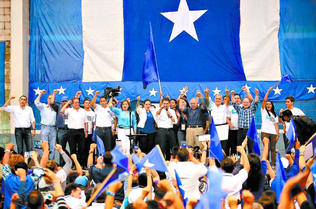 PN: denuncia que decisión del CNE violenta derecho de reelección
