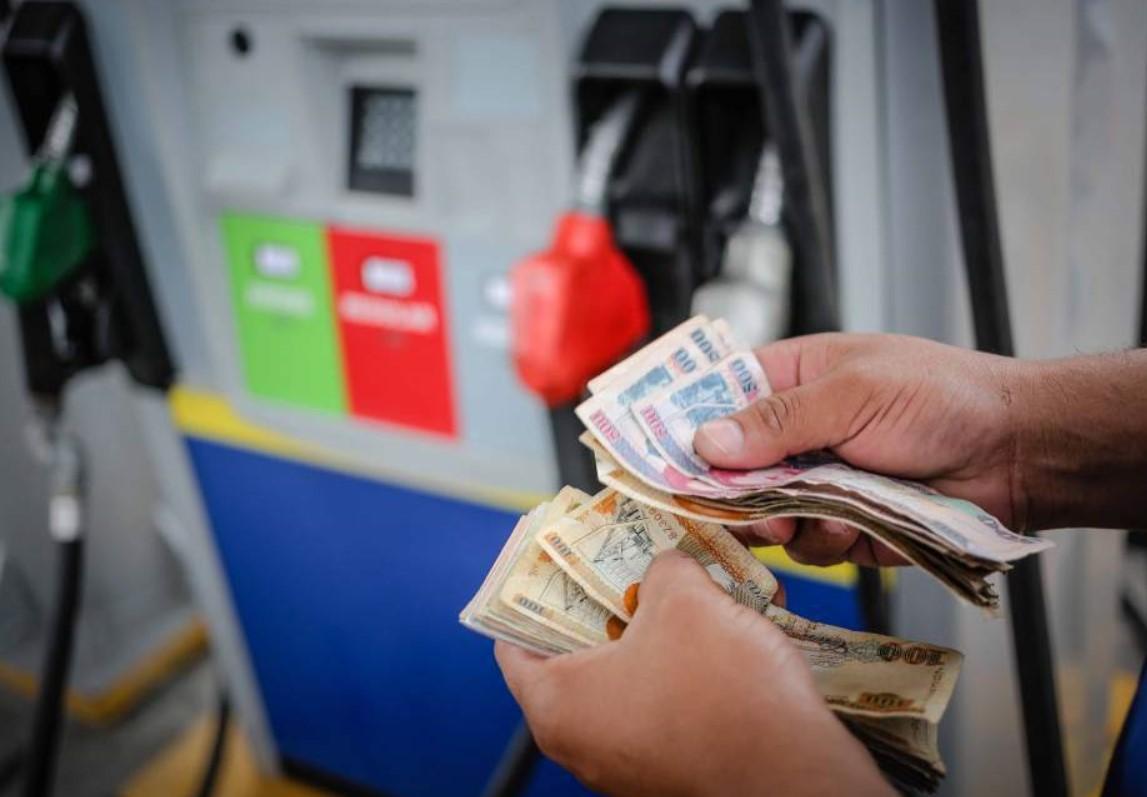 Continúan incrementos en el precio de los combustibles en Honduras