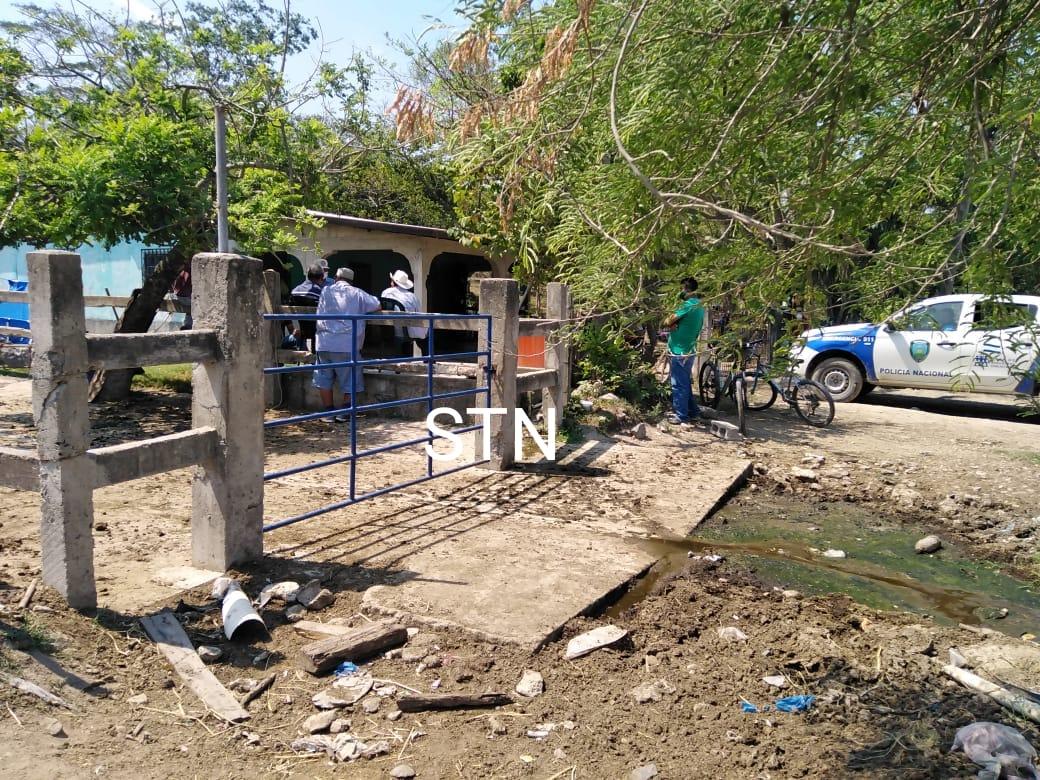 Asesinan a un hombre dentro de una hacienda en la col.  Valle de Sula del sector López Arellano