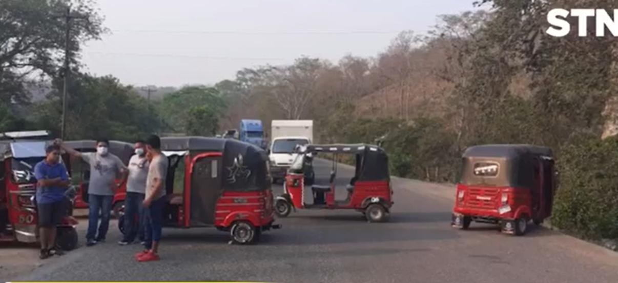 Mototaxistas exigen reapertura inteligente en este rubro