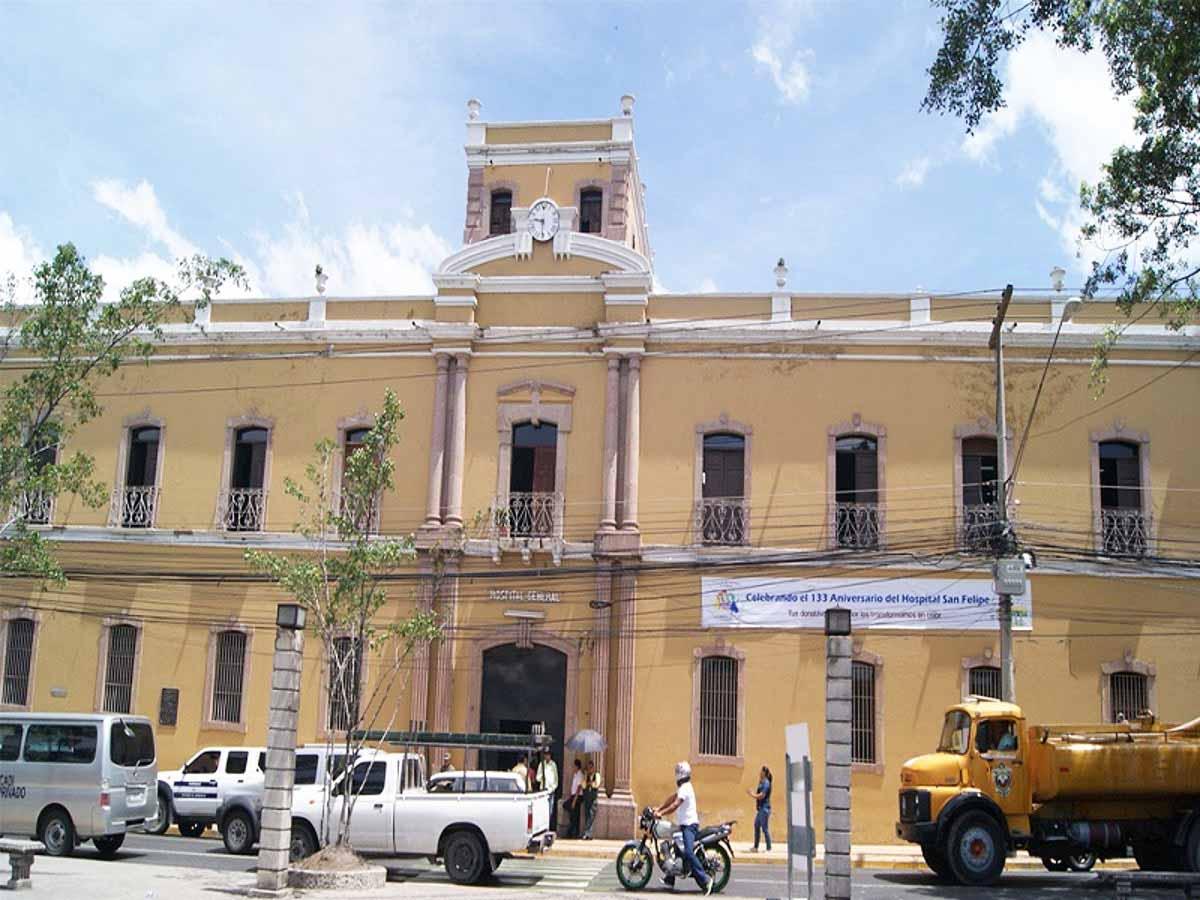 ¡Positivo!: Hospital San Felipe reporta 24 días sin muertes por Covid-19