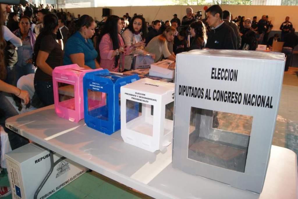 Según dictamen de nueva Ley Electoral la deuda política será por votos de cada partido