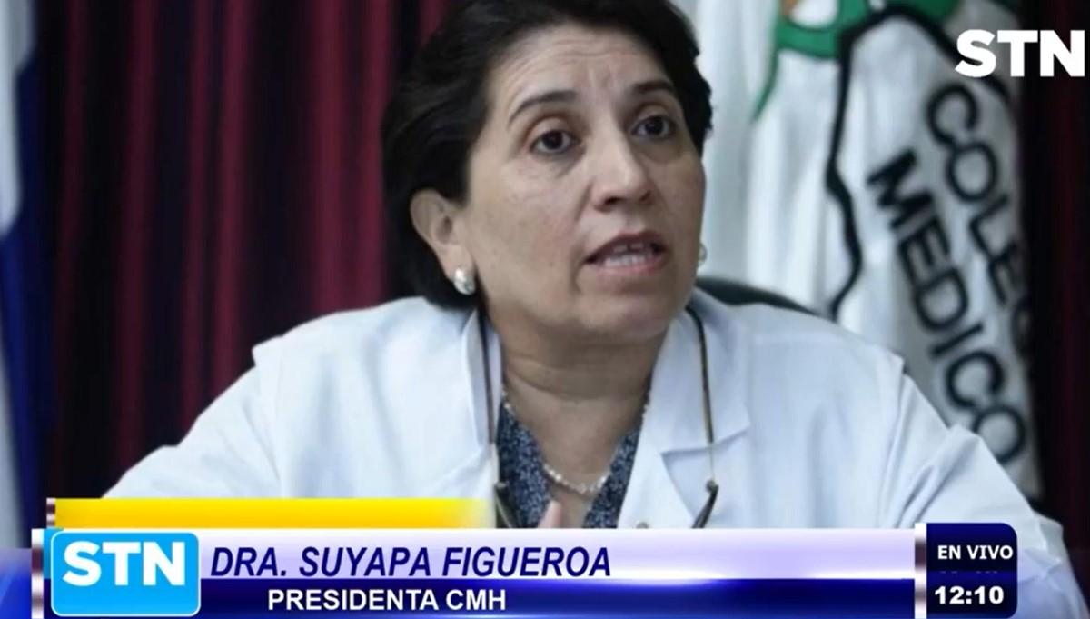 Suyapa Figueroa: Contagios en el personal médico se deben a la falta de insumos y  condiciones inadecuadas en el abordamiento de la pandemia.