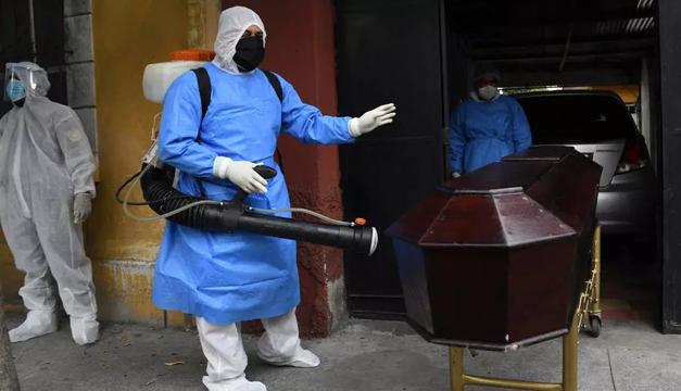 OPS prevé más de 400.000 muertes por COVID-19 en Latinoamérica y el Caribe para octubre