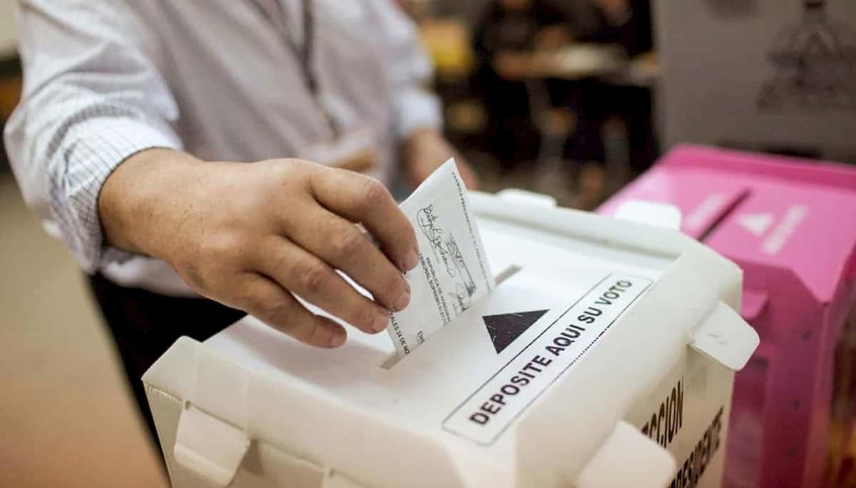 «Los tres partidos tradiciones son los señalados de manipular los votos»: Alfonso Díaz Narváez