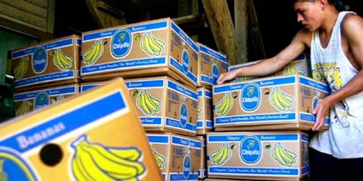 Chiquita Brands cierra operaciones logísticas  en Honduras y las traslada  a Guatemala