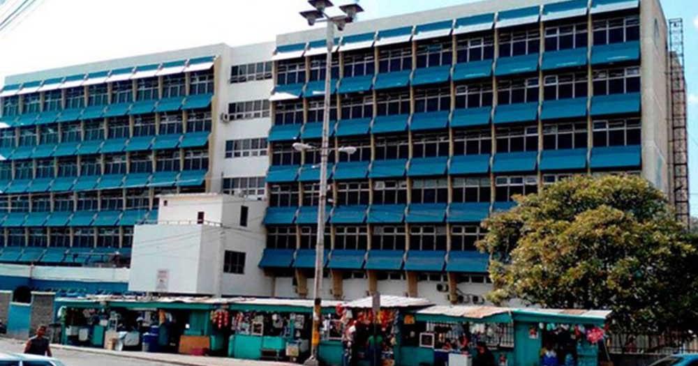 Dos muertes por Coronavirus reporta esta mañana el Hospital Escuela