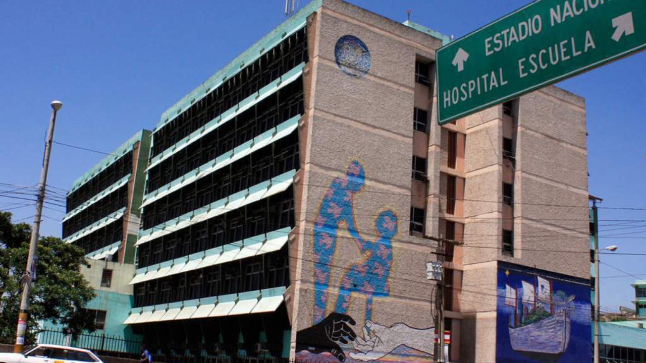 Hospital Escuela reporta tres muertes por Covid-19 en las últimas horas