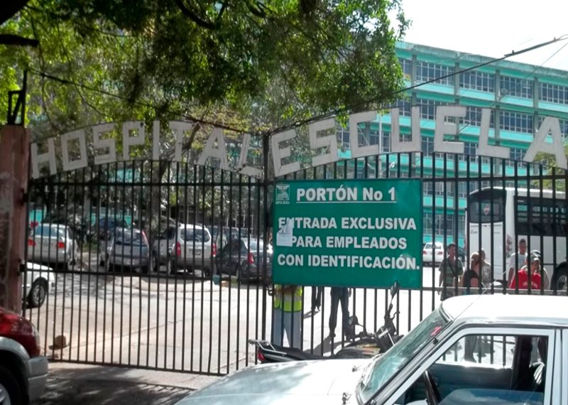 Autoridades del Hospital Escuela Informan sobre dos muertes por Coronavirus