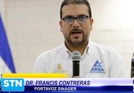 Francis Contreras: «Estamos en una situación difícil, no podemos tener un descuido  y exponernos al salir»
