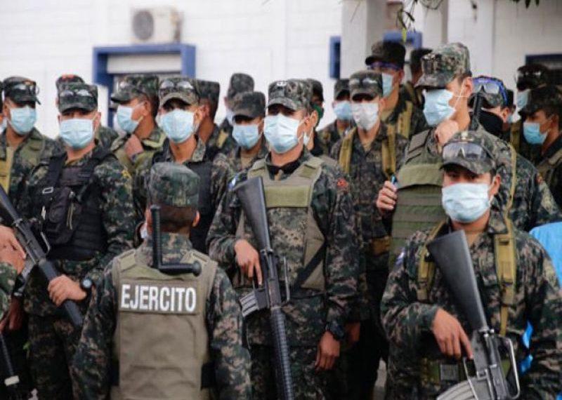 69 miembros de las Fuerzas Armadas han sido contagiados por Covid-19