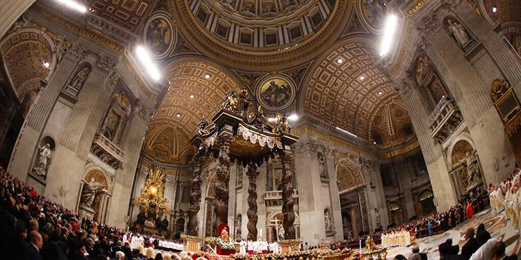 Vaticano investiga las finanzas de la Basílica de San Pedro