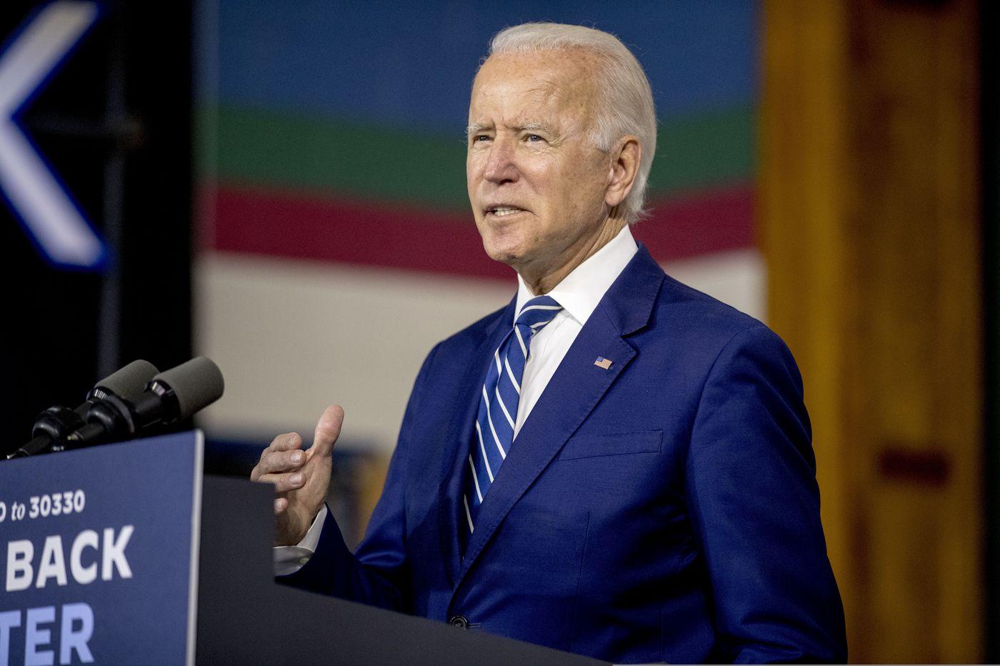 Joe Biden quiere obligar a los 50 Estados a usar mascarilla