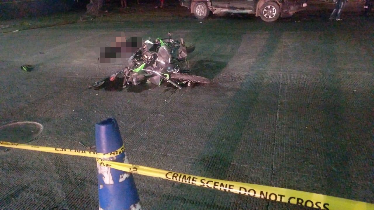 Guardia muere  arrollado por un vehículo en el  Barrio Santa Anita de San Pedro Sula