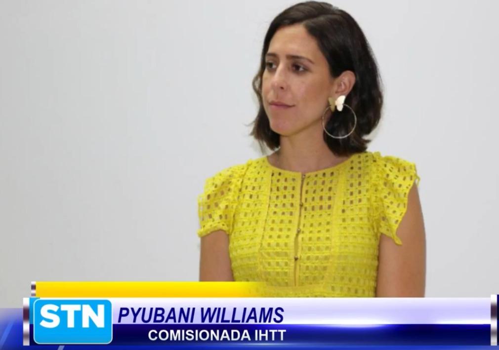 Pyubani Williams:  IHTT capacita conductores en protocolos de bioseguridad