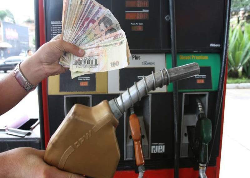 Suben los precios del combustible a partir del lunes