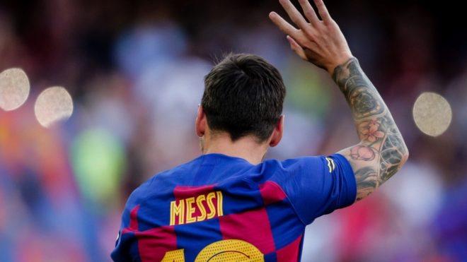 La razón legal por la que Messi no se presentó a las pruebas de PCR