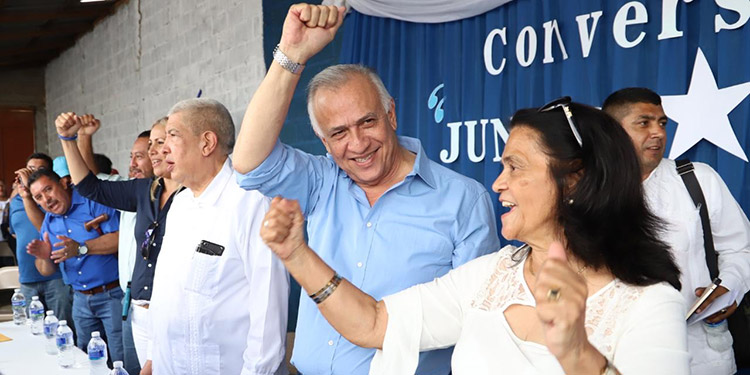 CNE: «Movimientos están autorizados para realizar campaña política»