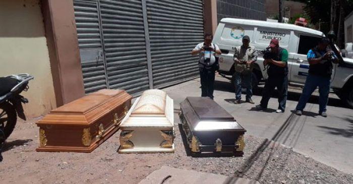 Homicidio múltiple en San Francisco de Becerra, Olancho deja tres personas muertas